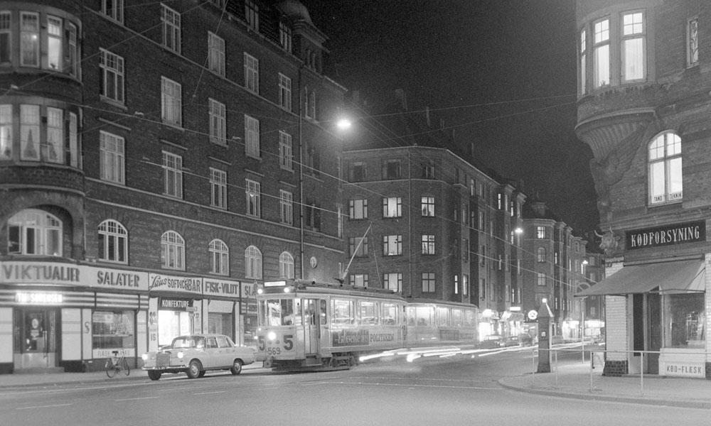 Holmbladsgade 1956, Th Sørensen