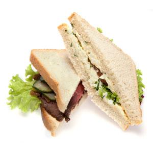 Trekants sandwich - Th Sørensens online bestilling