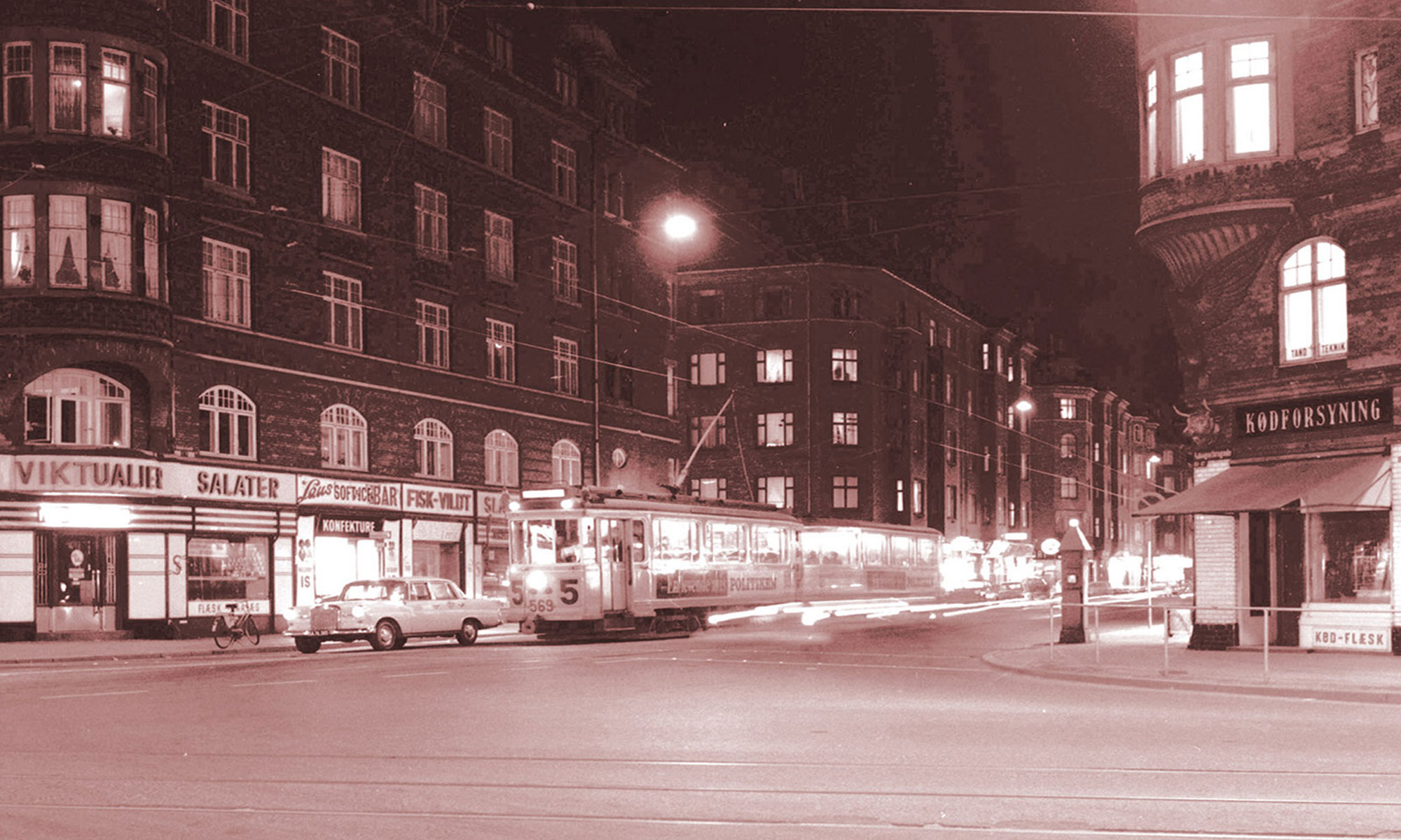 Holmbladsgade 1956