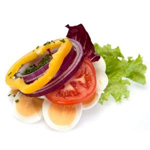 Smørrebrød æg og tomat - Th Sørensens online bestilling