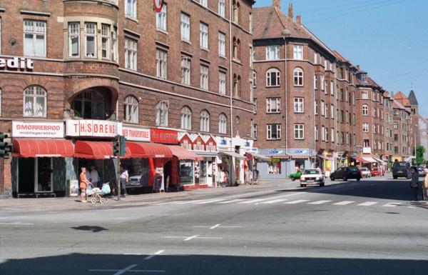 Holmbladsgade 1996 foto via Flemming Lamberth