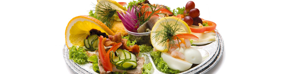 Platte catering - Th Sørensen