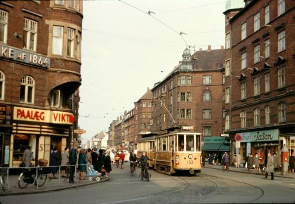 Holmbladsgade, Th Sørensen