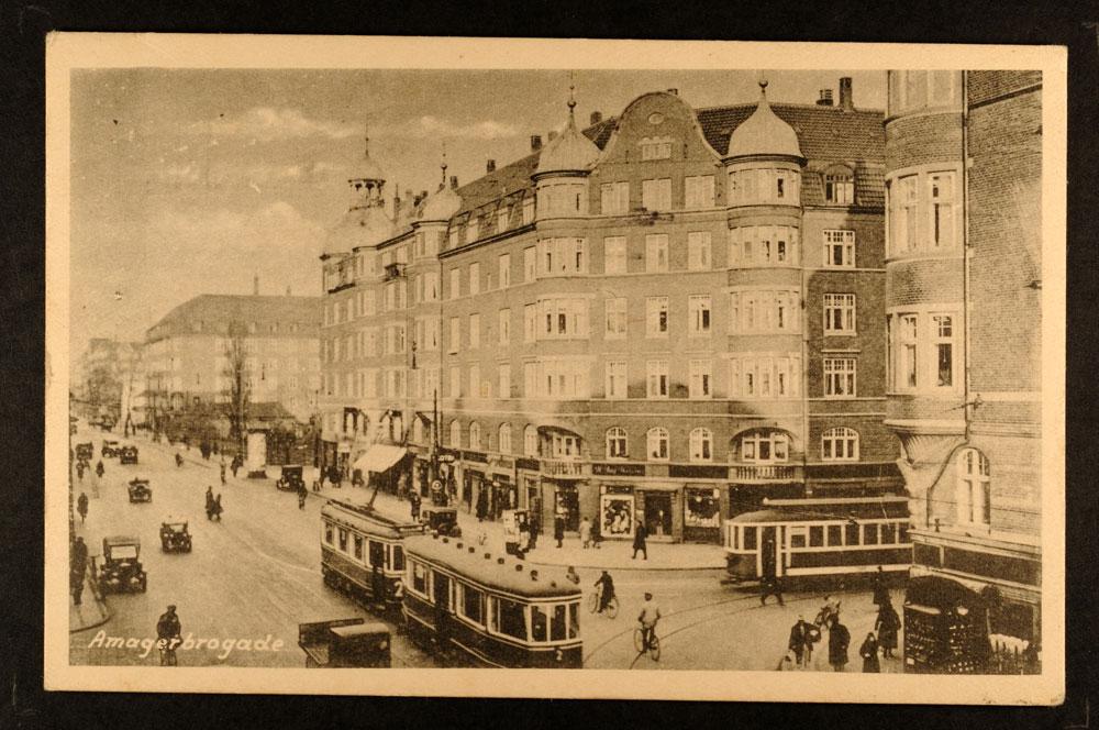 Amagerbrogade foto via Jan Jørgensen