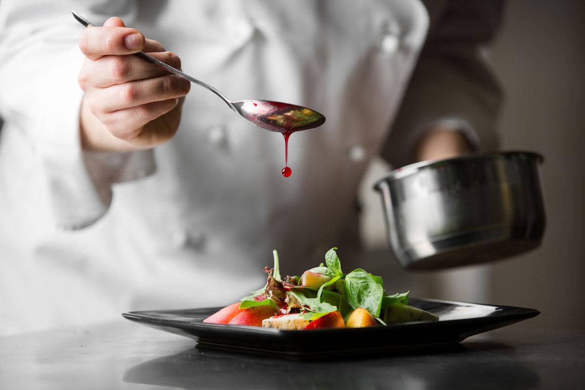 Få kokken med hjem - Th Sørensen