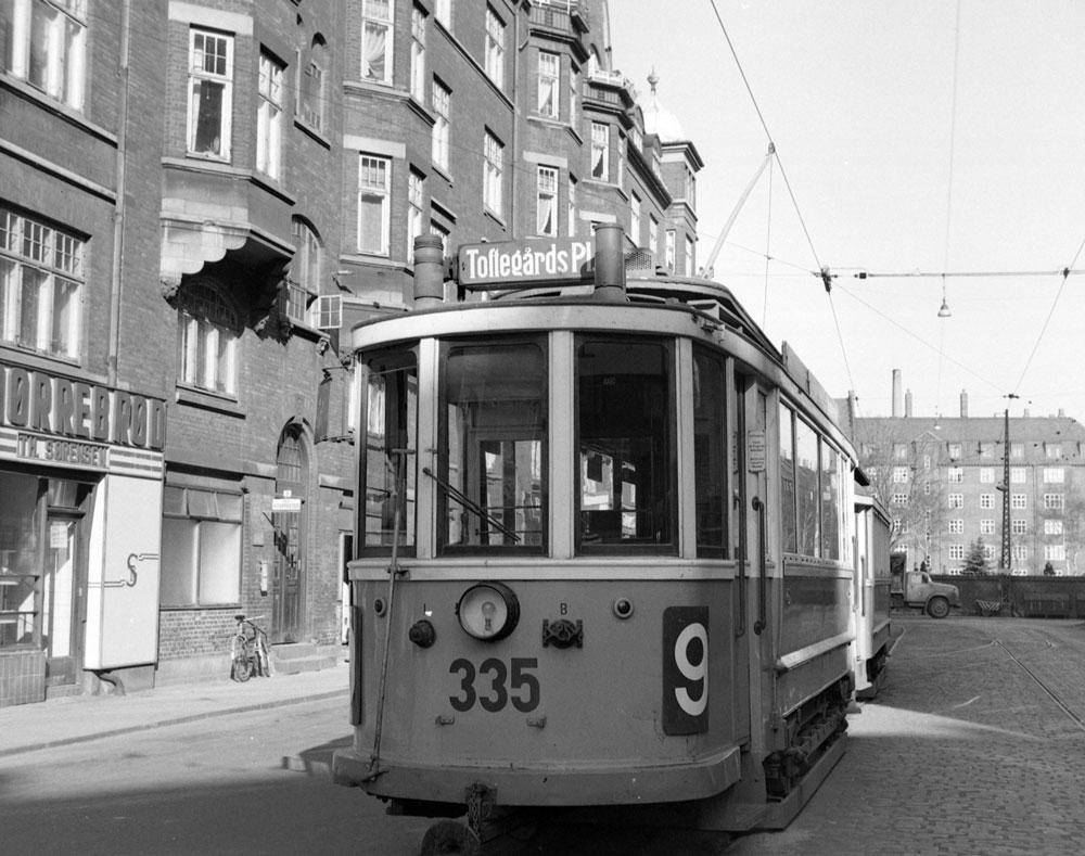 Linie 9 Skånegade